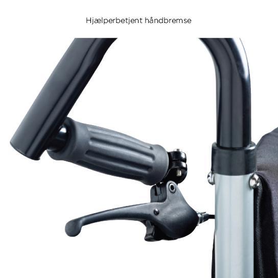 bariatrisk rullstol minimaxx hopfällbar