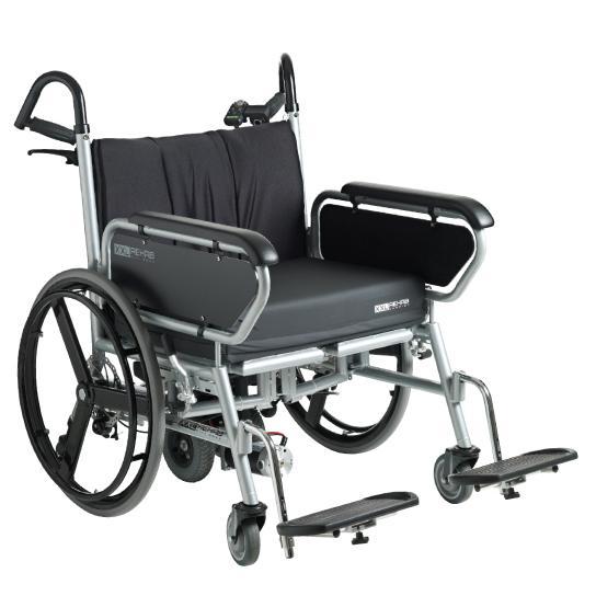 Minimaxx bariatrisk kørestol med motor
