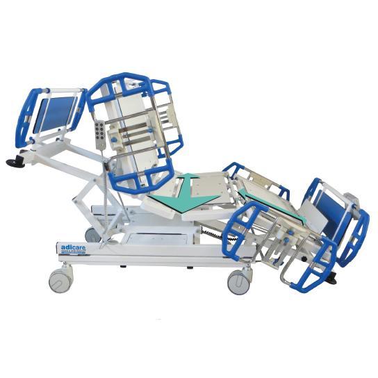 Bariatric Hospital Bed bariatrisk hospitalsseng
