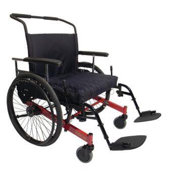 Bariatric Wheelchair Eclipse Bariatrisk kørestol Eclipse