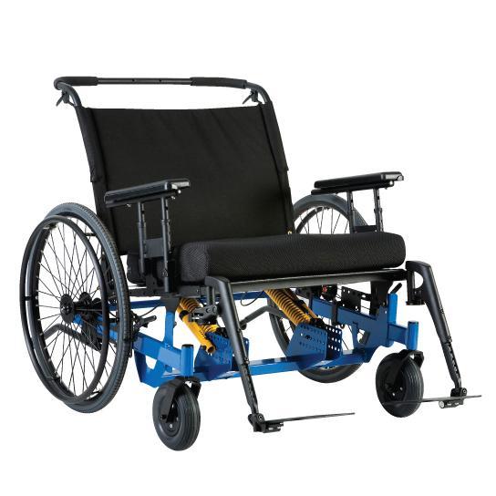 Eclipse bariatrisk kørestol med tilt