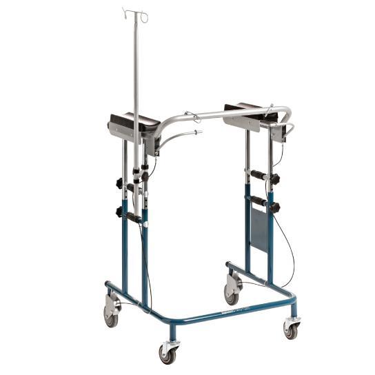 Bariatric Stand Tall Walker Bariatrisk Gangbord Bariatrisk Gåstöd med hjul
