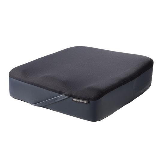 Bariatric wheelchair cushion