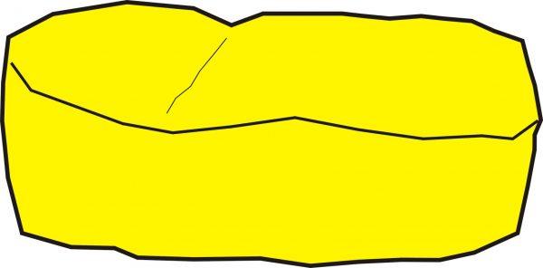 Läng sittkudde