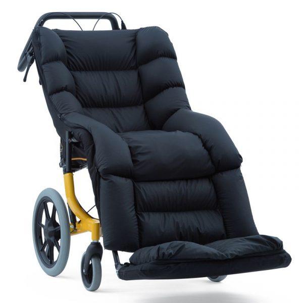 Cumulix kørestol til bevægelseshæmmede