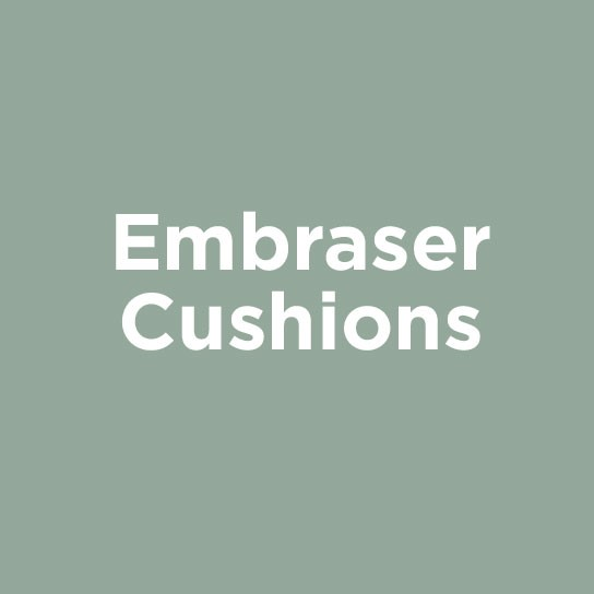 Embracer cushions for support and stabilization from Lasal