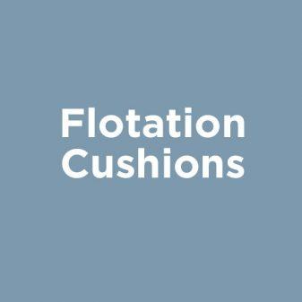 Lasal flotation cushions