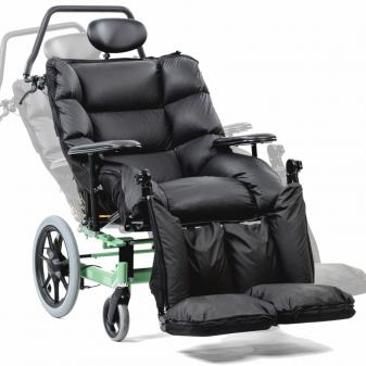 Swing kørestol til fx Huntingtons sygdom