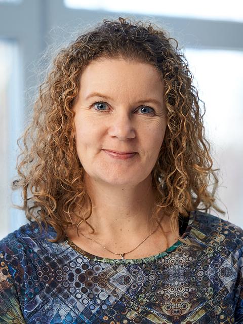 Mette Söderberg undervisning i lejring