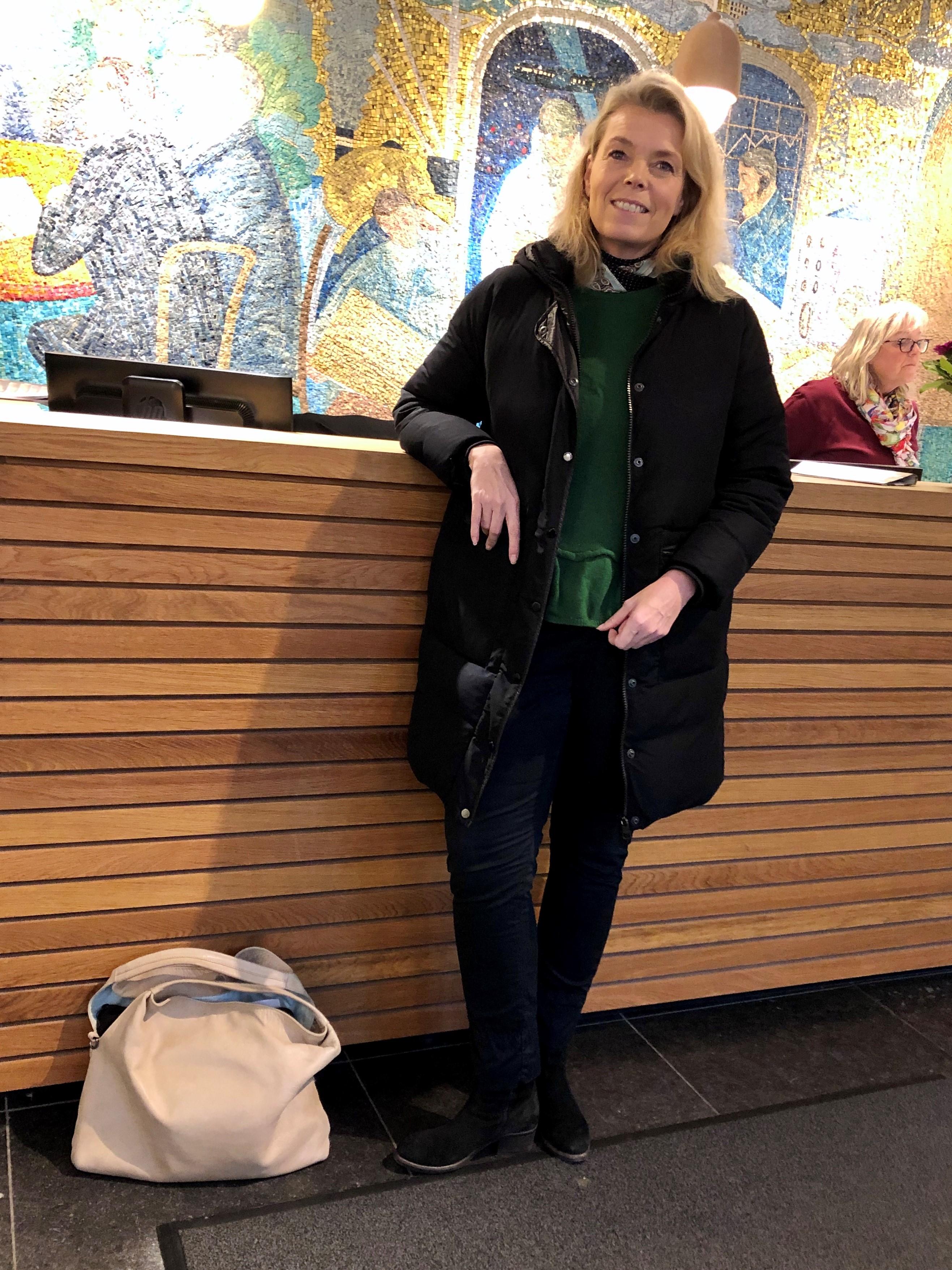 Malene Alexandrowiz ergoterapeut og underviser