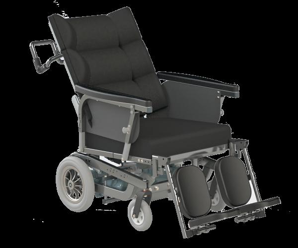 Elektrisk komfortrullstol / kørestol til bariatriske brugere