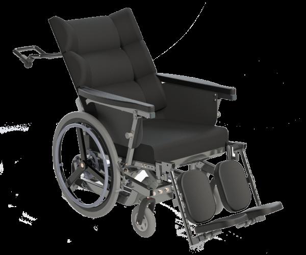 Bariatrisk komfort kørestol Cobi Cruise bariatric comfort wheelchair