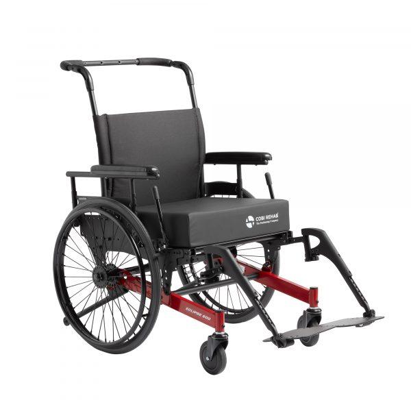 Bariatrisk kørestol Eclipse